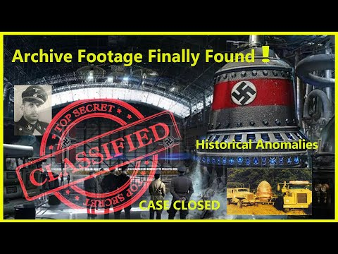 ARCHIVE FOOTAGE FINALLY FOUND! DIE GLOCKE WAS REAL...