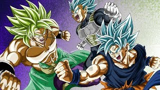 Dragon Ball Super BROLY NEWS: Behind The Scenes UPDATE
