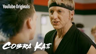 What type of Cobra would you rather be? | Cobra Kai