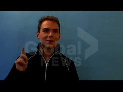 "Luka Magnotta ""Looks is number one"""