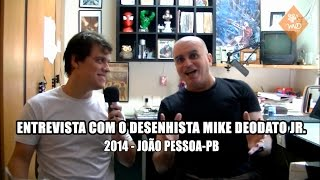MIKE DEODATO JR. (Marvel) | Entrevista Canal Making Of #05