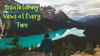 Inspired Travel: Enjoy Banff & Jasper National Parks, Canadian Rockies