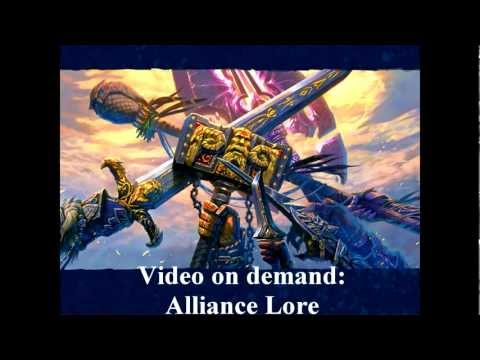The Lore of the Alliance