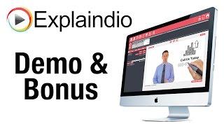Explaindio Bonus & Review - A Review & Bonus For Explaindio
