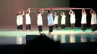 Manicari Pericu - Xochipitzahuatl - Dia de la danza 2013