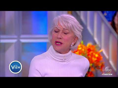 Helen Mirren, Donald Sutherland Talk Oscars Honor, #TimesUp Movement, Golden Globes & More HD Mp4 3GP Video and MP3