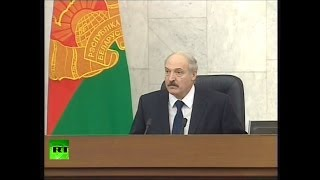 Лукашенко: Украина «сдала Крым без боя» потому, что не считает эту территорию своей