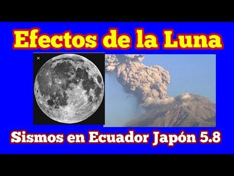 EFECTO DE LA LUNA SOBRE EL TIERRA🔴ERUPCIÓN DEL POPOCATÉPETL,en vivo🔴 SISMOS de hoy DE 5.8