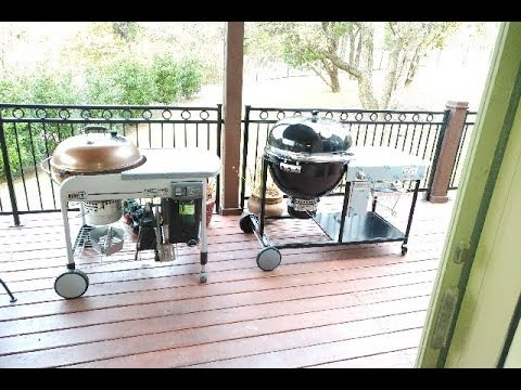 Weber Kettle Hardware Review