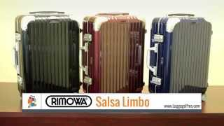 Rimowa - Limbo Collection