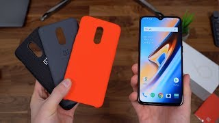 OnePlus 6T Unboxing!