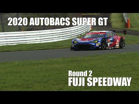 スーパーGT 第2戦 富士スピードウェイ SUBARU BRZ GT300の奮闘したレースを収めたハイライト動画
