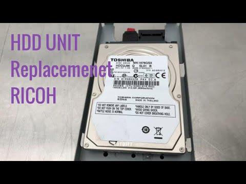 HDD format ricoh - смотреть онлайн на Hah Life