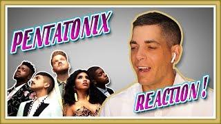 "Pentatonix Reaction | ""Shallow"" Lady Gaga & Bradley Cooper cover"