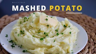 Resep Mudah Membuat Mashed Potato | Quick And Easy Mashed Potato | Bellicious By Bella