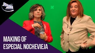 Making Of Especial Nochevieja 2018 | José Mota