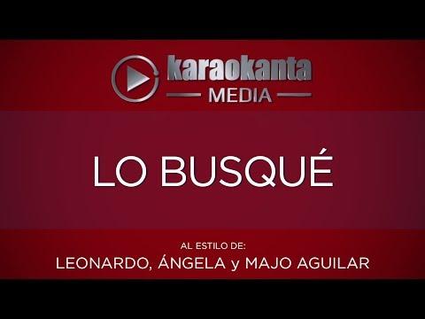 Lo busque Angela Aguilar