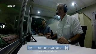 LBPRC Indios de Mayagüez vs Cangrejeros de Santurce
