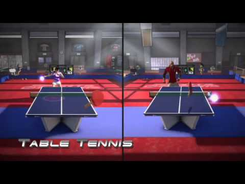 Видео № 0 из игры Праздник спорта (Англ. Яз.) (Б/У) [PS3, PS Move]