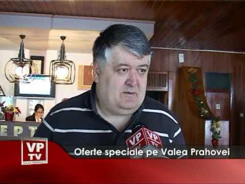 Oferte speciale pe Valea Prahovei