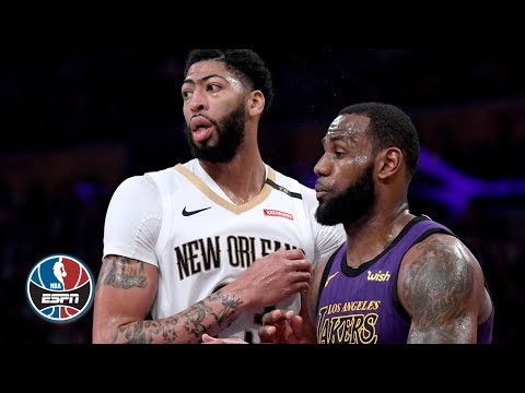 LeBron James   Anthony Davis shine in Pelicans vs. Lakers  de51fdcd3