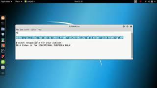 routersploit kali linux install - 免费在线视频最佳电影电视节目