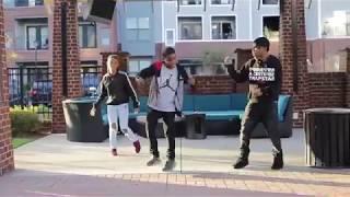 Flipp Dinero- Leave Me Alone (Dance Video)