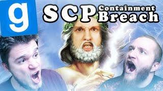 WALKA Z BOGIEM! | SCP: Containment Breach [#61] Garry's mod #612 (W: EKIPA)