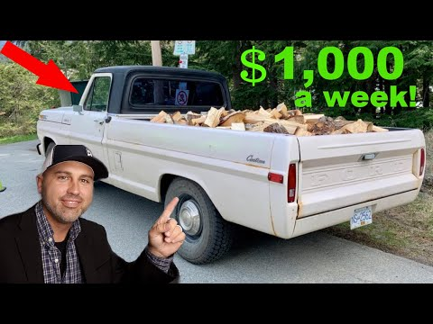 , title : 'How to make $1,000 a week with a Pickup Truck!