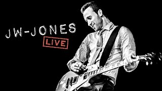 Ottawa's JW-Jones Releases First Live Album on September 28, 2018