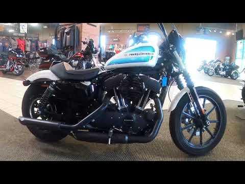 2019 Harley-Davidson Sportster Iron 1200 XL 1200NS