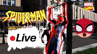 SPIDER-MAN LIVE in the City (Public Reactions, Parkour)