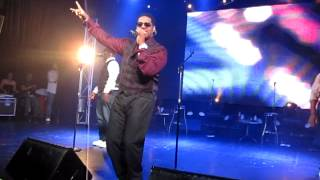 I Want You Back - Jackson 5 BOYZ II MEN cover (Live in Melbourne)