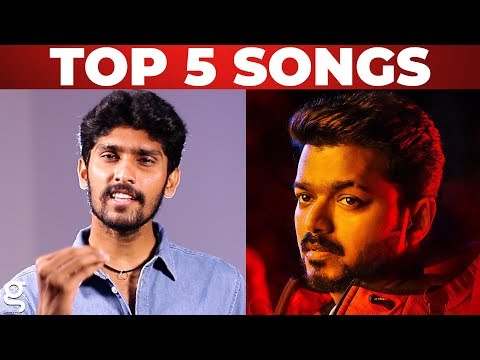 OMG: Verithanam Slips to No.2 | Top 5 Tamil Songs This Week | Episode 4 | Latest Tamil Songs