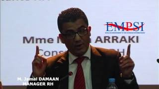 Etat d'esprit d'un collaborateur au sein de l'entreprise Réponses avec M Jamal Damaan Manager