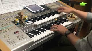 WANIMA「シグナル」エレクトーンで弾いてみた