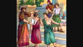 إبصالية واطس للثلاثة فتية القديسين - رومية-ملاك رزق الله- Bekhit Fahim