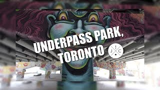 Underpass Park, Toronto