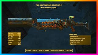 Fallout 4 - Unlimited Legendary Weapons, Armor & Gear Farming Attempts - Rare & Legendary Loot (FO4)
