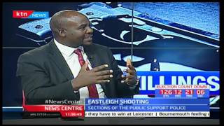 News Centre: Uproar over killing of suspects in Eastleigh