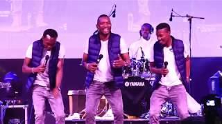 Major 1 Trio Live In Botswana   Innocent Mumba   Unstoppable
