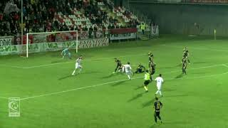 Carpi-Fermana 4-0, highlights