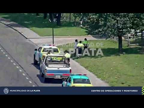 Agentes de tránsito detuvieron a un hombre que manejaba alcoholizado
