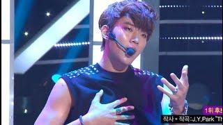 2PM - A.D.T.O.Y., 투피엠 - 하.니.뿐. Music core 20130601
