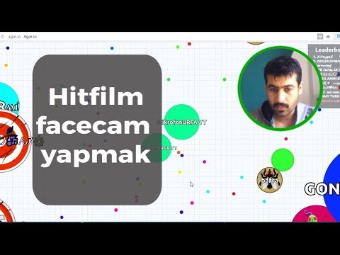 Hitfilm Express ile Facecam ve oyun ses senkronu