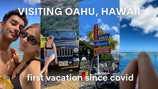 HAWAII TRAVEL VLOG: THINGS TO DO IN WAIKIKI, OAHU DURING COVID 2021 (PART 1)