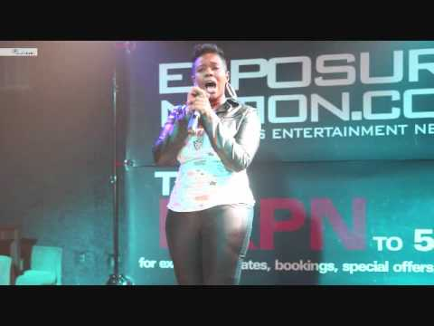 Music Artist SKYY STARR performing at EXPN Philly Showcase