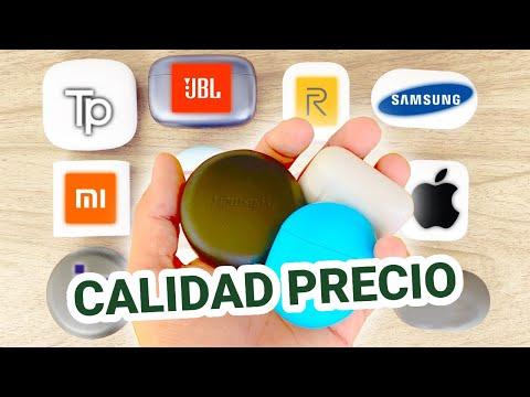 Mejores Auriculares Bluetooth CALIDAD PRECIO!! AirPods vs Xiaomi, Galaxy Buds plus, Realme y JBL
