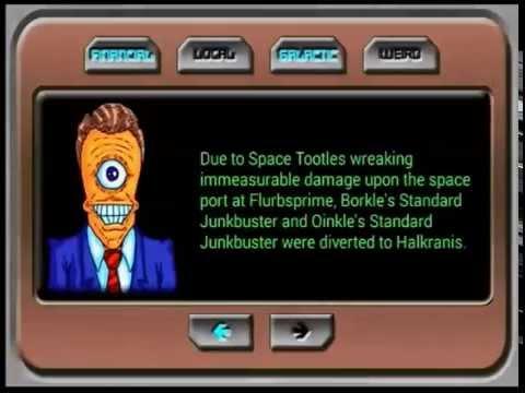 Video of Space Trading Profiteer