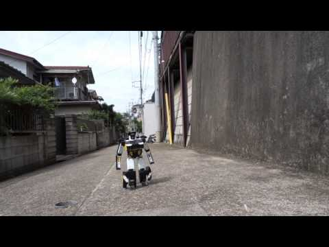 This Walking, Driving, Transforming RC Car Can't Get Here Fast Enough